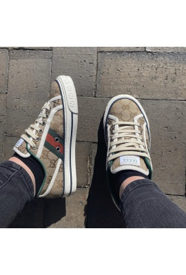 GUCCI TENNIS 1977 TRAINERS