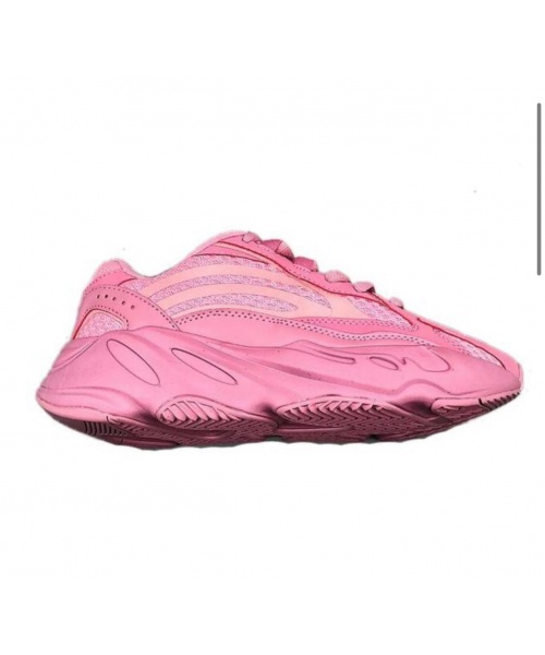 yeezy static pink